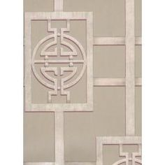 Osborne & Little Kollektion Nina Campbell Cathay Wallpapers Papiertapete Sansui NCW-4181-01