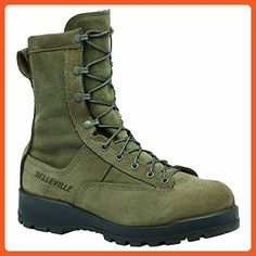c7d003073fe Cold Weather 600g Insulated Sage Green Combat Boot - Boots for women  ( Amazon Partner