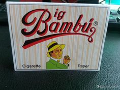 Debowler Rolling Paper Only @ http://Papr.Club