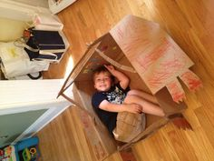 Fun things to do on a rainy day w your kids!