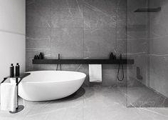 Bathroom simplicity | Tamizo Architects