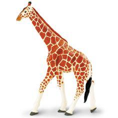 Reticulated Giraffe Wildlife Wonders Figure Safari Ltd