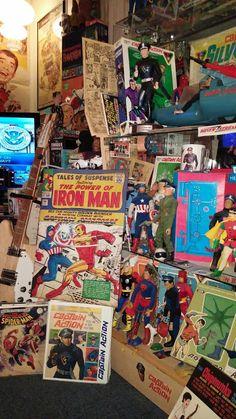 Vintage Stuff, Vintage Toys, 1960s Toys, Ideal Toys, Vintage Classics, Jack Kirby, Classic Toys, Figs, Historian