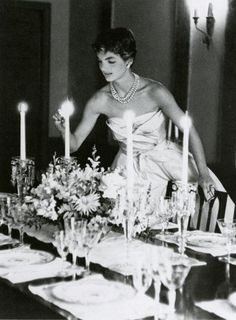 Jacqueline Kennedy - Georgetown, 1954