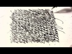 The Creative Commitment Inspired By Calligraphy - Mark Making Tools Inventory and Videos - The Creative Commitment