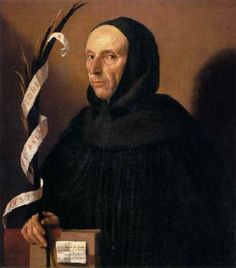 MORETTO da Brescia (b. ca. 1498, Brescia, d. 1554, Brescia)   Click! Portrait of a Dominican, Presumed to be Girolamo Savonarola  1524 Oil on canvas, 74 x 66 cm Museo di Castelvecchio, Verona  Although this picture was painted well after the execution of the charismatic theologian Girolamo Savonarola (1452-1498), comparison with documented portraits gives credence to this traditional identification. Savonarola was revered throughout northern Italy at this period, and especially in Milan and…