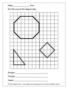 59 Best Geometry- Area, Perimeter, Surface Area and Volume