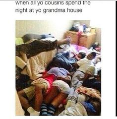 This is soo like our family