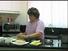 Rosinha na Cozinha - Lazanha com massa de pastel