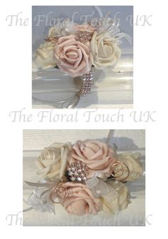 The Floral Touch UK.com | Wrist Corsages | Prom Corsage | Wrist Corsage for Proms
