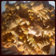 Chicken and Pasta Italiano