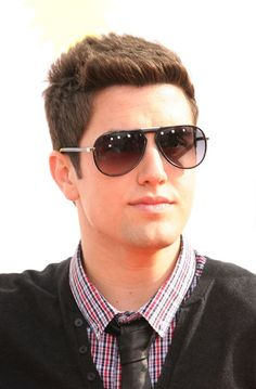 Logan from Big Time Rush- Although I always liked the name Logan, this is partly the reason my son's name is Logan :) lol