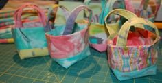 I was playing around with some painterly prints that Windham sent me .... these bags popped out!  http://bluenickelstudios.com/?p=7677