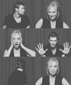 KLAROLINE - As if I needed anything else that told me they belonged together.