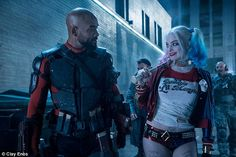 Suicide Squad is explosive, preposterous, exhilarating and like all the best films based on comic-book characters, doesn¿t take itself too seriously
