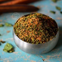 Extremely healthy and delicious Moringa Chutney Powder!