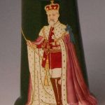 Foley Intarsio George V Vase Frederick A Rhead Princess Zelda, Vase, Gallery, Fictional Characters, Roof Rack, Vases, Fantasy Characters, Jars