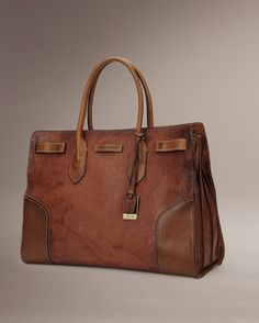 I'd love this - and it's literally got my name on it! MICHELLE WORK TOTE - Bags & Accessories_Bags_Tote - The Frye Company
