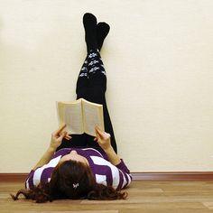 un #libro è il #mondo a testa in giù #letture