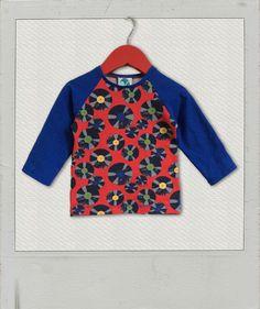 Langarmshirts - *Raglan Shirt , Schallplatte, Gr. 80* - ein Designerstück von Vibrant17four bei DaWanda