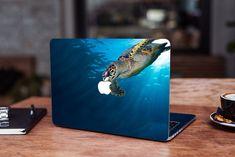 Ocean MacBook Pro 13 2019 Skin Turtle MacBook Skin 13 inch MacBook Pro 16 Decal MacBook 2019 Decal MacBook 13 in Skin MacBook 16 in Vinyl by DesignerSkinUA on Etsy Macbook Skin, Macbook Case, Macbook Pro 13, Turtle, Decal, Unique Jewelry, Handmade Gifts, Etsy, Vintage