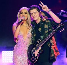 Happy New Year with Martin Garrix and Bebe Rexha ♡