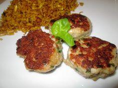 En verden af smag!: Kyllingefrikadeller