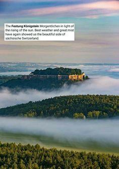 The Festung Königstein ~ Germany