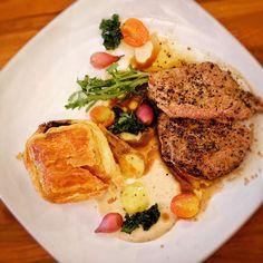 Dinner is better when we eat together #mockingbirdnewseason #mockingbirdfairytale #fridaynight #foodporn