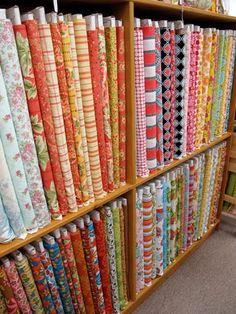 Fabric from  coastalsewing.com