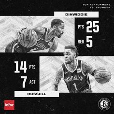 Brooklyn Nets: Last night's top performers & Web Design, Sign Design, Sport Inspiration, Graphic Design Inspiration, Sports Templates, Sports Graphic Design, Yearbook Design, Sports Graphics, Best Ads