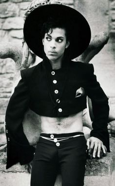 Prince Influenced Your Closet in More Ways Than You Know ESC: Prince Style