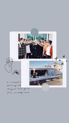 Exo Music, Exo Lockscreen, Nct, Iphone Wallpaper, Fangirl, Polaroid Film, Kpop, Jung Kook, Poster