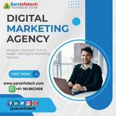 The future is here and we are witnessing one of its forms in the face of digital marketing. Is your business coping up with it? Ask us how to make it better. #viralmarketing #youtubemarketing #instagram #videomarketingtips #socialselling #business #strategy #linkedInMarketing #onlinemarketing #promotion #instamarketing #twittermarketing #facebookmarketing #b2b #marketing #branding #marketingtips #marketingstrategy #startup #sales #advertising #socialmedia #socialstrategy… Viral Marketing, Marketing Branding, Facebook Marketing, Online Marketing, Social Media Marketing, Best Web Design, Web Design Company, Digital Marketing Services, Online Business