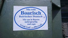 boarisch #bayern # bavaria #miasanmia # blauweiss