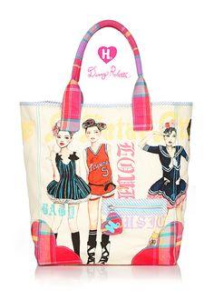 gwen stefani harajuku handbags | ... break collaborating with gwen stefani on the harajuku lovers handbags