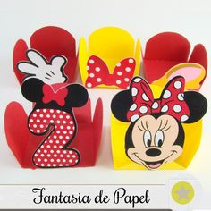 30 FORMINHAS MINNIE