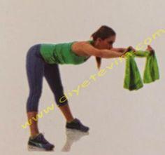 Spordan önce sonra yapabileceğiniz esneme esnetme ve gerdirme hareketlerinin resimli anlatımı DiyetEvim'de.