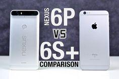 Nexus 6P vs iPhone 6S Plus Full Comparison!