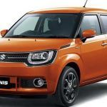 Maruti Suzuki Ignis crossover makes its Indian debut at 2016 Auto Expo