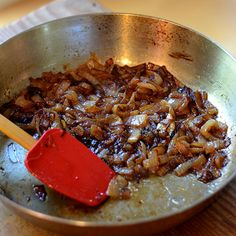 How to caramelized Onions from Feed Your Soul Too