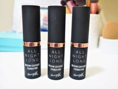 Barry M All Night Long Foundation