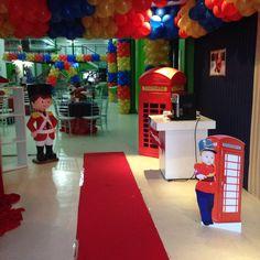 Festa Soldadinho de Chumbo! London Party, Toy Soldiers, Baby Decor, Birthday, Other, 1 Year, Ballerina, Good Ideas, Kids Part