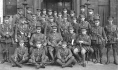 Amazing New Photograph Of WWI Soldiers - http://www.warhistoryonline.com/war-articles/amazing-new-photograph-wwi-soldiers.html