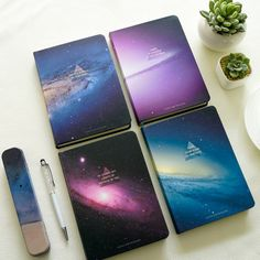 Cute The End Of The Galaxy Notebook Kawaii Diary Memo Notepad Korean Sketchbook School Supplies Stationery Cadeau Communion, Cute Stationery, Notebook Stationery, Stationary Items, Mochila Do Bts, Galaxy Notebook, Aesthetic Galaxy, School Diary, Memo Notepad