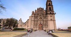 Visita Tepotzotlán y conoce la riqueza artística del ex convento de San Francisco Javier