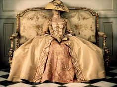 Dangerous Liaisons - one of my all time favs.  Such beauty.