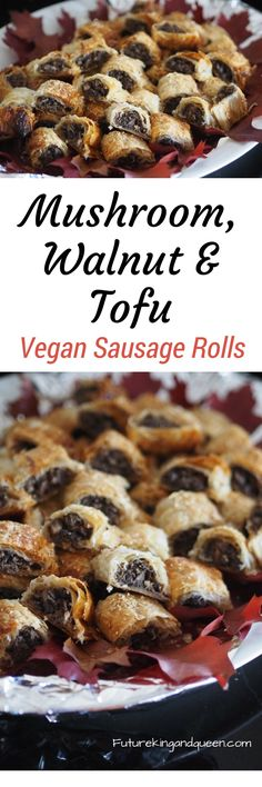 """Every time we make these little pockets of deliciousness, they get devoured exceedingly quickly. They make a great savoury dish to bring to a gathering, and are loved by vegans and non-vegans alike. Despite being super-duper easy to make, your guests will eat them with """"oohs"""" and"""