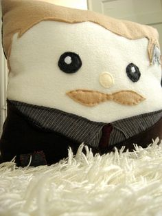 Remus Lupin pillow