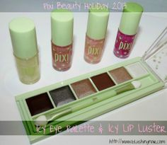 Pixi Beauty Buff Blizzard Icy Eye Palette